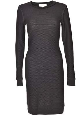 Michael Kors Fitted Sweater Dress
