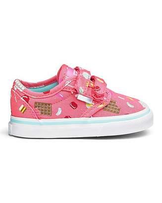 Baby Pink Vans Shoes - ShopStyle UK 9ef107c5b