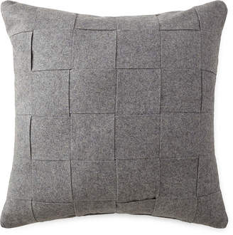 Asstd National Brand Reims 18 Basketweave Square Decorative Pillow