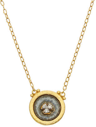Gurhan Pandora's Box 24K Diamond Necklace