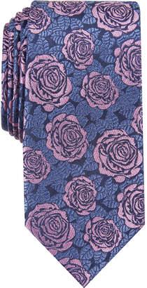 Bar III Men's Renner Floral Skinny Tie