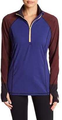 Body Glove Tamarindo Bora Colorblock 3/4 Zip Pullover