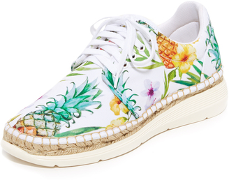 Free People Jackson Sneakers $98 thestylecure.com
