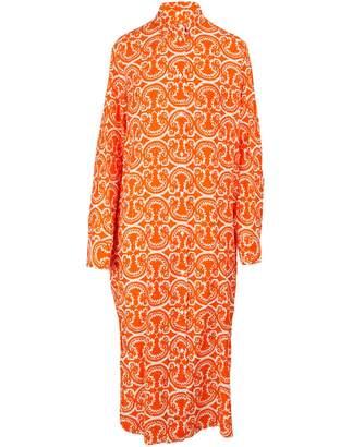Jil Sander Button-down shirt dress