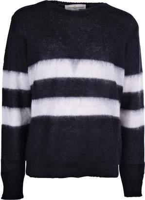 Golden Goose Striped Sweatshirt
