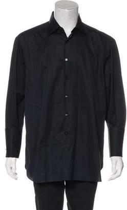 Stefano Ricci Striped French Cuff Shirt