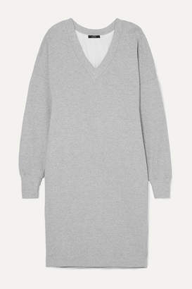 Bassike Organic Cotton-jersey Dress - Gray