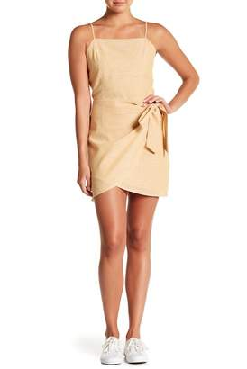 Always & Forever Front Tie Dress