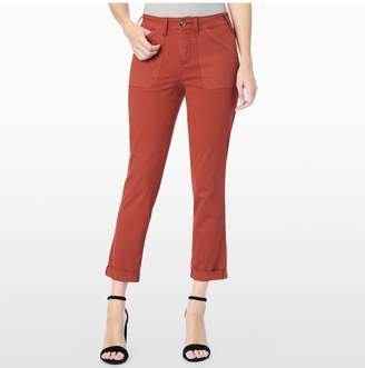 NYDJ RELAXED CHINO ANKLE IN TWILL