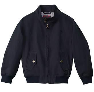 Brooks Brothers Red Fleece Bomber Jacket