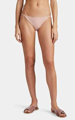 Mikoh Women's Kingston Bikini Bottom - Pink