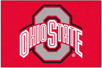 NCAA Fanmats FANMATS Ohio State Buckeyes Rug
