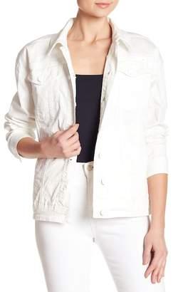 Kenneth Cole New York Oversized Denim Jacket