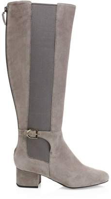 Cole Haan Avani Leather Stretch Boots