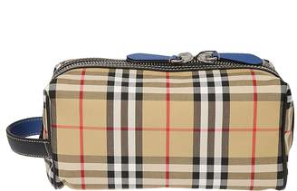 Burberry Vintage Check Clutch