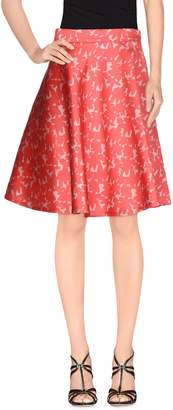 Gotha Knee length skirts - Item 35306153OX