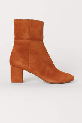 H&M Ankle Boots - Orange