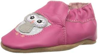 Robeez Owl Playmates Slip-On (Infant/Toddler/Little Kid)
