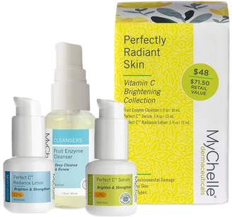 MyChelle Dermaceuticals Perfectly Radiant Skin - Vitamin C Brightening Collection