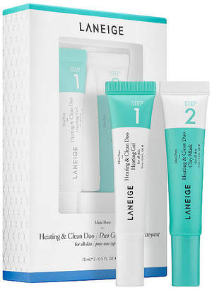 LaNeige Mini Pore Heating & Clean Duo