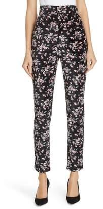 Rebecca Taylor Tilda Velvet Pants
