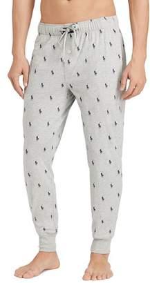 Polo Ralph Lauren Pony Print Jogger Pants