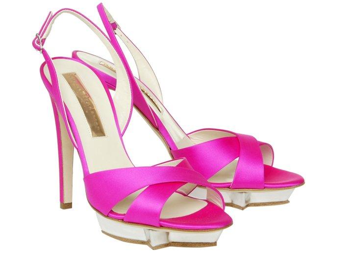 Rupert Sanderson Ostara Platform Sandals