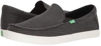 Sanuk Sideline Jean Slub Men's Slip on Shoes