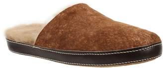 Ross & Snow Treviso Genuine Shearling Slipper