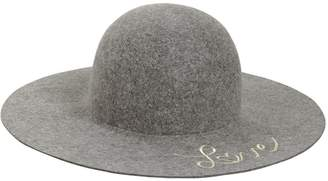 Chloé Wool Felt Wide Brim Hat