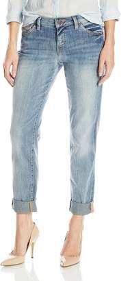 Jag Jeans Women's Alex Boyfriend in Platinum Denim Jeans 2