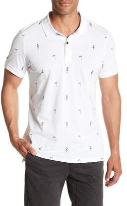 Cotton On & Co Prep Print Regular Fit Polo