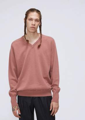 Editions M.R. Jim V Neck Oversized Sweater