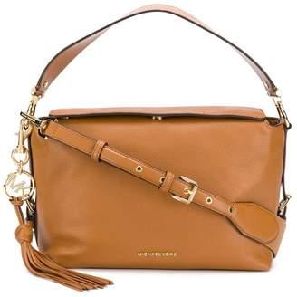 85494297b629 MICHAEL Michael Kors Brown Magnetic Closure Handbags - ShopStyle