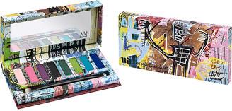 Urban Decay Jean-Michel Basquiat eyeshadow palette $37 thestylecure.com