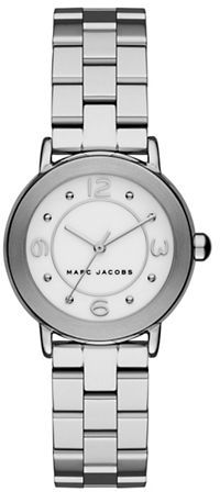 Marc Jacobs Marc Jacobs Dotty Stainless Steel Bracelet Watch