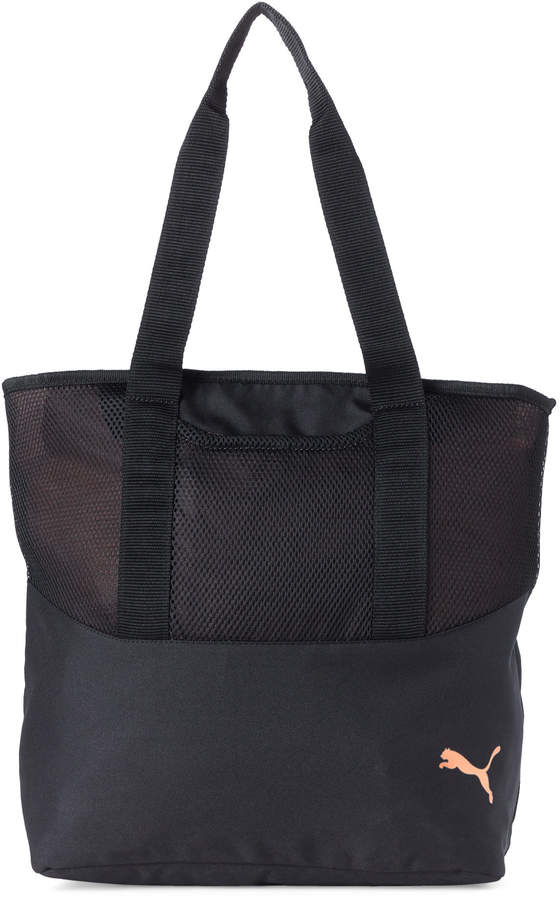 Puma Black Revive Tote