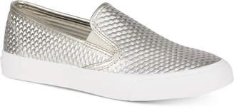 Sperry Women's Seaside Embossed Memory-Foam Fashion Sneakers Women's Shoes
