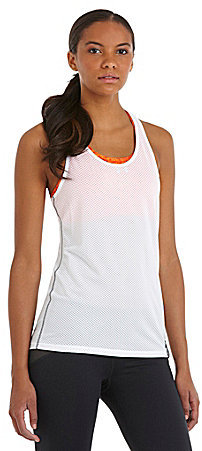 Under Armour Fly-By Stretch Mesh Tank