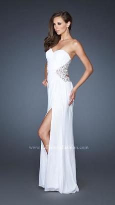 La Femme - 18771 Prom Dress $198 thestylecure.com