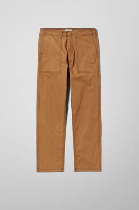 Weekday Fowler Chinos - Black