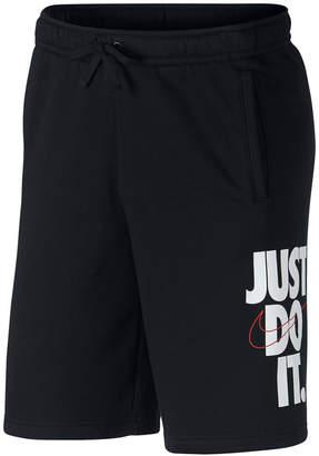 Nike Men's Just Do It Fleece Shorts