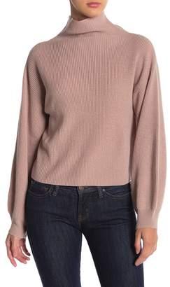 Free Press Blouson Sleeve Sweater