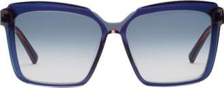 MCM Square Oversized Sunglasses