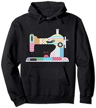 I Love Quilting Cute Quilting HOODIE for Mom Grandma