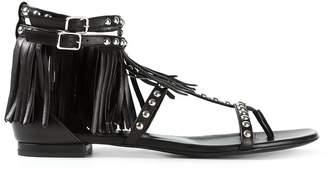 Saint Laurent 'Nu Pieds' sandals