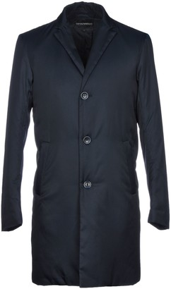 Emporio Armani Overcoats - Item 41801663JF