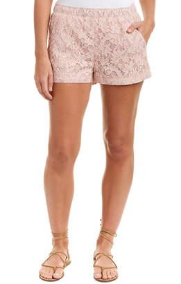 BCBGMAXAZRIA Lace Short