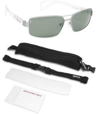 Dakota Watch Company Zoinx Men Wrap Polarize Sunglasses, Aviator