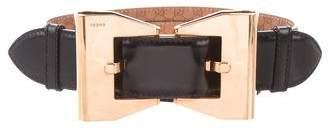 Gucci Bow Waist Belt